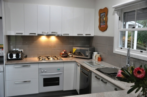 Excellent kitchen with everything you'll need for a comfortable stay